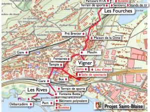 Un projet pour Saint-Blaise