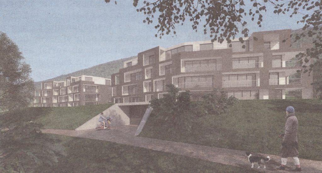 Chauderons: un projet réduit et redimensionné selon le Conseil communal. Vraiment ?
